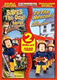 Fireman Sam Saves the Day! / Fireman Sam To The Rescue (Double Feature)