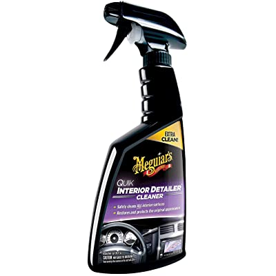 Meguiar's G13616 Quik Interior Detailer Cleaner - 16 oz. 2 Pack: Automotive