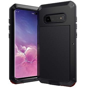 AICase Funda Galaxy S10 Plus,Carcasa S10+ Resistente al Impacto Militar Duradera Blindada Fuerte de Seguridad al Aire Libre Case Cover