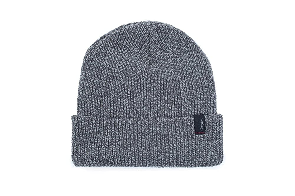 db1fe5da027 Amazon.com  Brixton Men s Heist Beanie Hat
