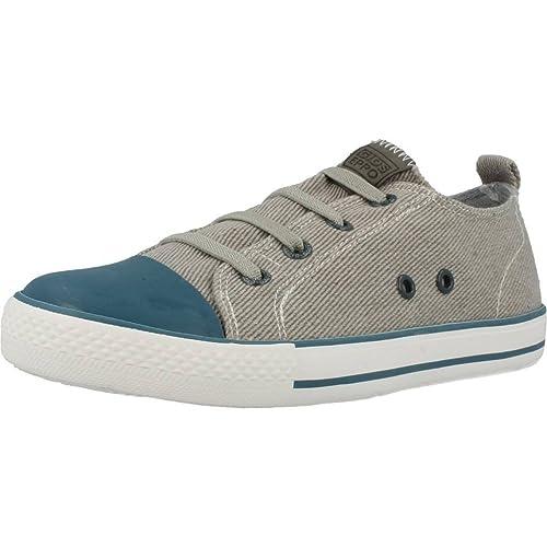 Zapatillas para niño, Color Gris, Marca GIOSEPPO, Modelo Zapatillas para Niño GIOSEPPO Fides Gris: Amazon.es: Zapatos y complementos
