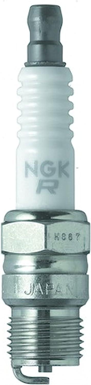 NGK Standard Spark Plugs Stock 5881 Nickel Core Tip Semi-Surface Discharge 0.024in BKR7EKU 8pcs Set