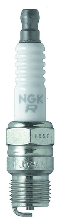 NGK V-Power Spark Plugs Stock 7052 Nickel Core Tip Standard 0.040in YR5 Set 8pcs