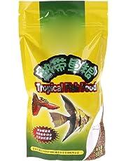 longsw Depósito de acuario comida para peces tropicales peces pequeños forraje