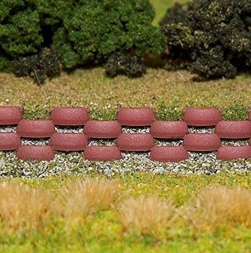 Faller 180929 Retaining Wall Blocks 80/Scenery and Accessories ()