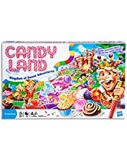 Candy Land - The World of Sweets - Amazon Exclusive - Preschool  Kids Toys & Board Games - Ages 3+