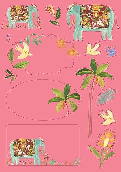 Afinder Briefpapier Set 65 St/ück Mehrzweck B/ürobedarf B/üroklammern Rei/ßnagel Papierklammern Foldback Klammern f/ür B/üro Arbeit Zuhause Schule Pink