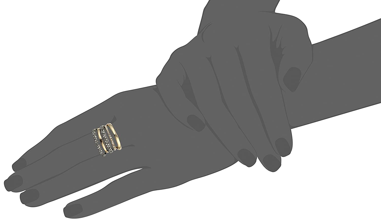 Alexis Bittar Pave Orbit Ring