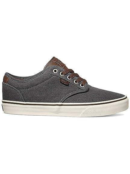 89b8586592 Vans atwood deluxe tl chestnut marshmallo  Amazon.es  Zapatos y complementos