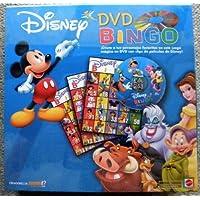 Disney DVD Bingo - Versión en Español