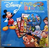 Disney DVD Bingo - Spanish Version