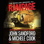 Rampage: The Singular Menace, Book 3 | John Sandford, Michele Cook
