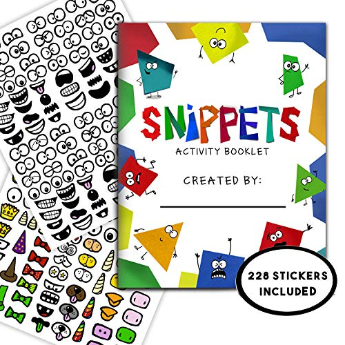 (Snippets Sticker Activity Book)