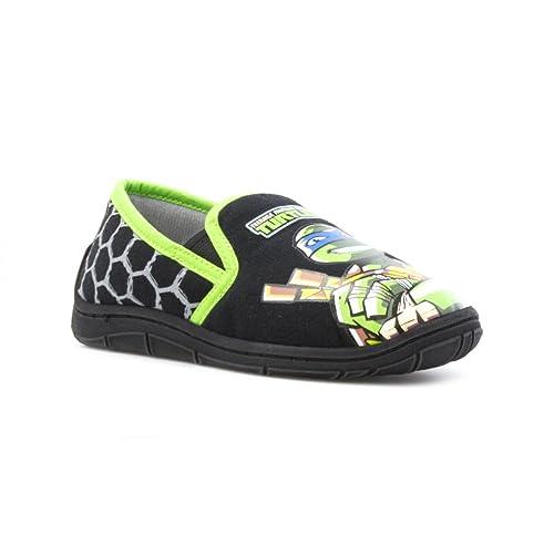 Teenage Mutant Ninja Turtles - Zapatillas de Estar por casa ...