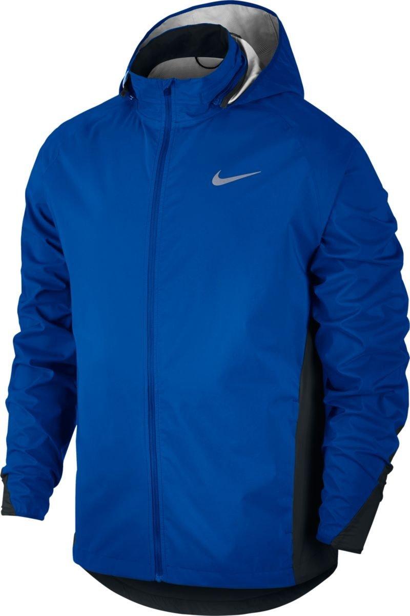 Nike Men 's Shield Running Jacket   B01N9JYGH2