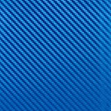 VViViD XPO Dry Carbon Electric Blue Premium Film Vinyl Wrap 5 ft. x 1 ft.