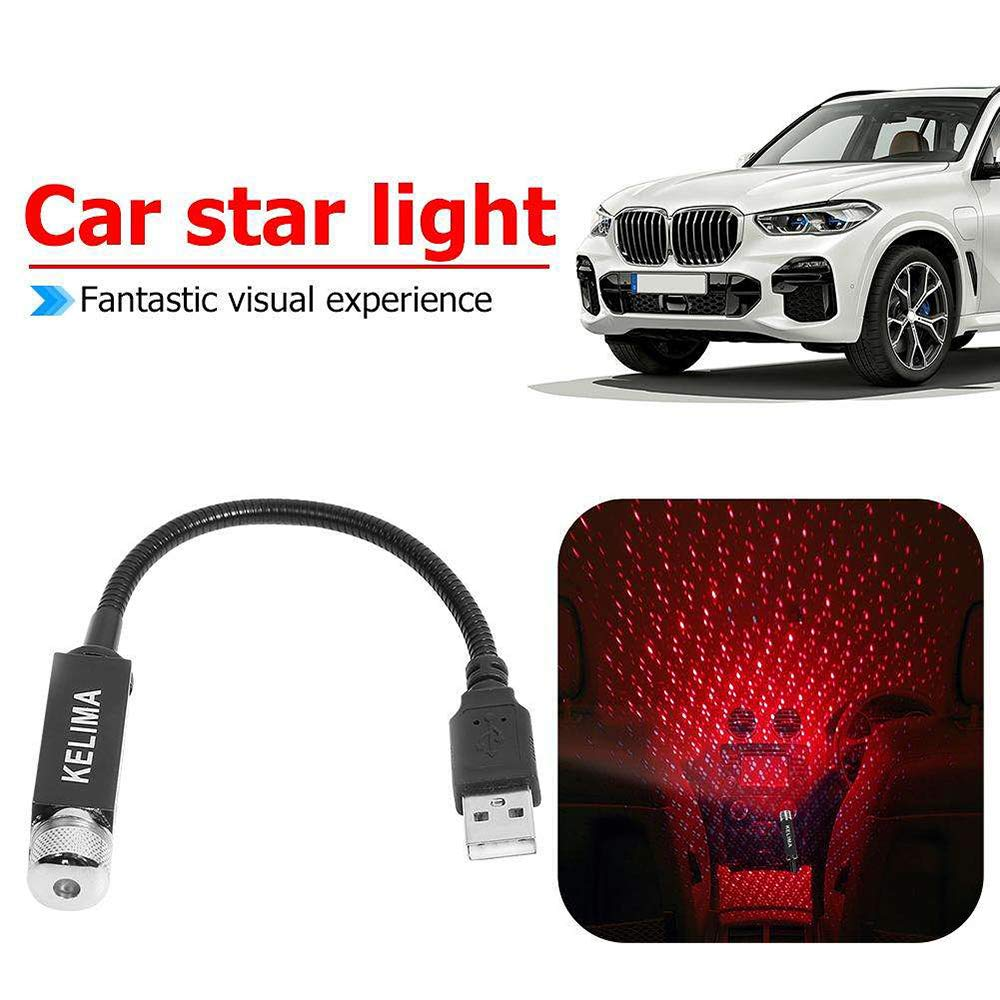 Auto Dach Sterne Nachtlichter Projektor Umgebungsprojektionslampe Auto Dach Sterne Led Lampe
