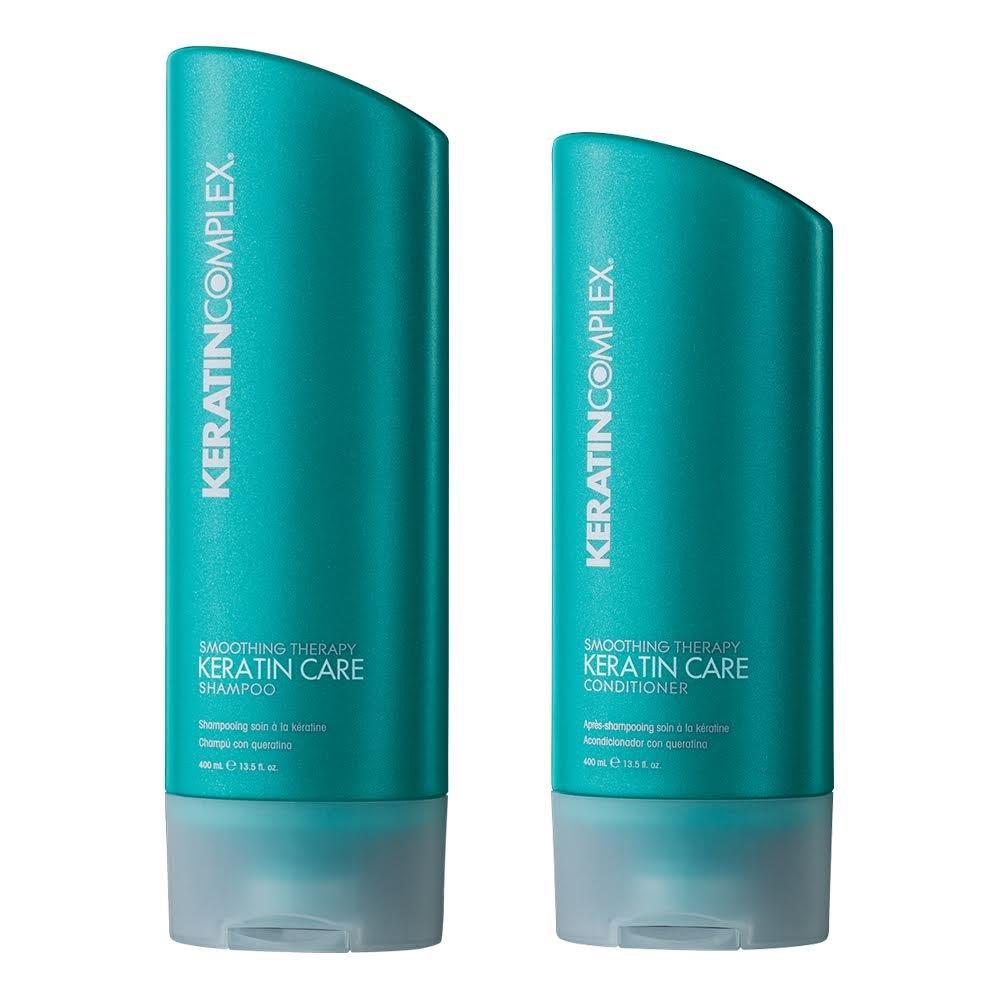 KERATIN Complex Care Shampoo & Conditioner 13.5 oz each DUO