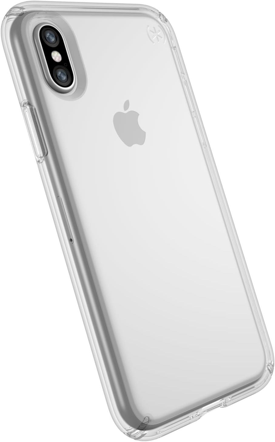 Speck iPhone XS/iPhone X Presidio Clear Case