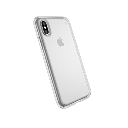 wholesale dealer b6e0a d142b Speck Products Presidio Clear Case for iPhone 8 Plus (Also fits 7 Plus and  6S/6 Plus), Clear/Clear