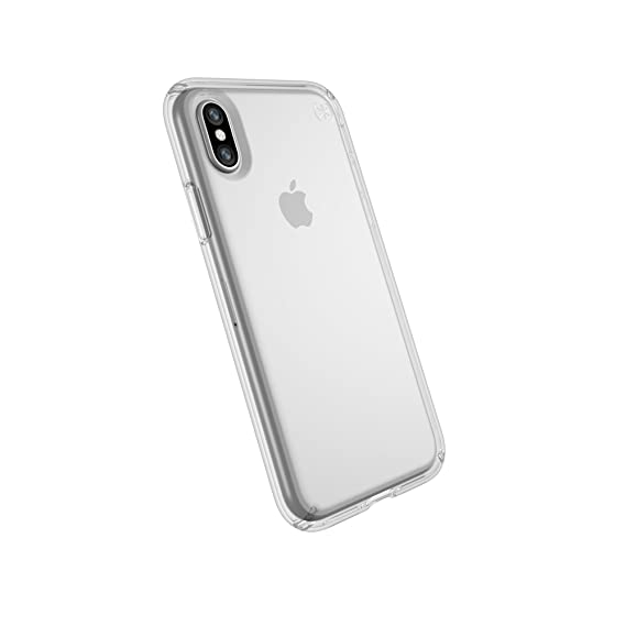 best cheap 024b6 2fd6d Speck iPhone XS/iPhone X Presidio Clear Case