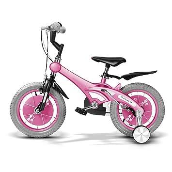 Bike Bicicletas para niños 14 Pulgadas bebé Bicicleta de montaña ...