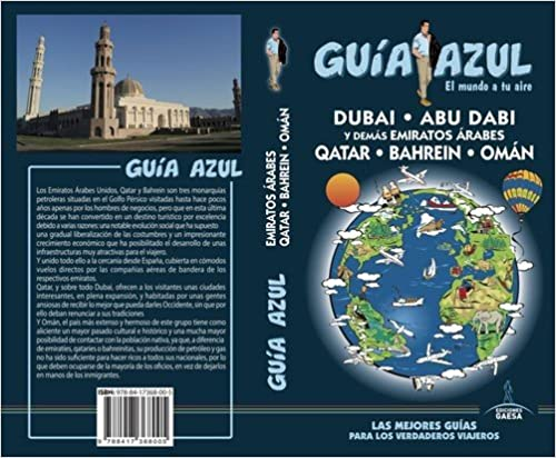 Emiratos Árabes: Émiratos Árabes-qatar-bahrein-omán Guía Azul por Luis Mazarrasa epub