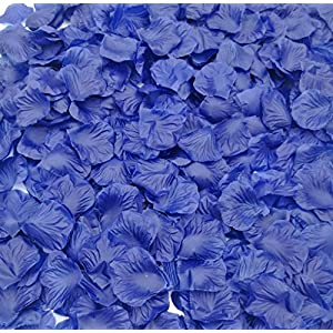 CODE FLORIST 2200 PCS Silk Flower Rose Petals for Wedding Decorations 44