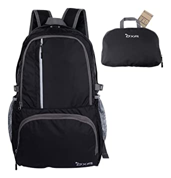 Amazon.com : OXA Ultralight Foldable Daypack Packable Backpack 30L ...
