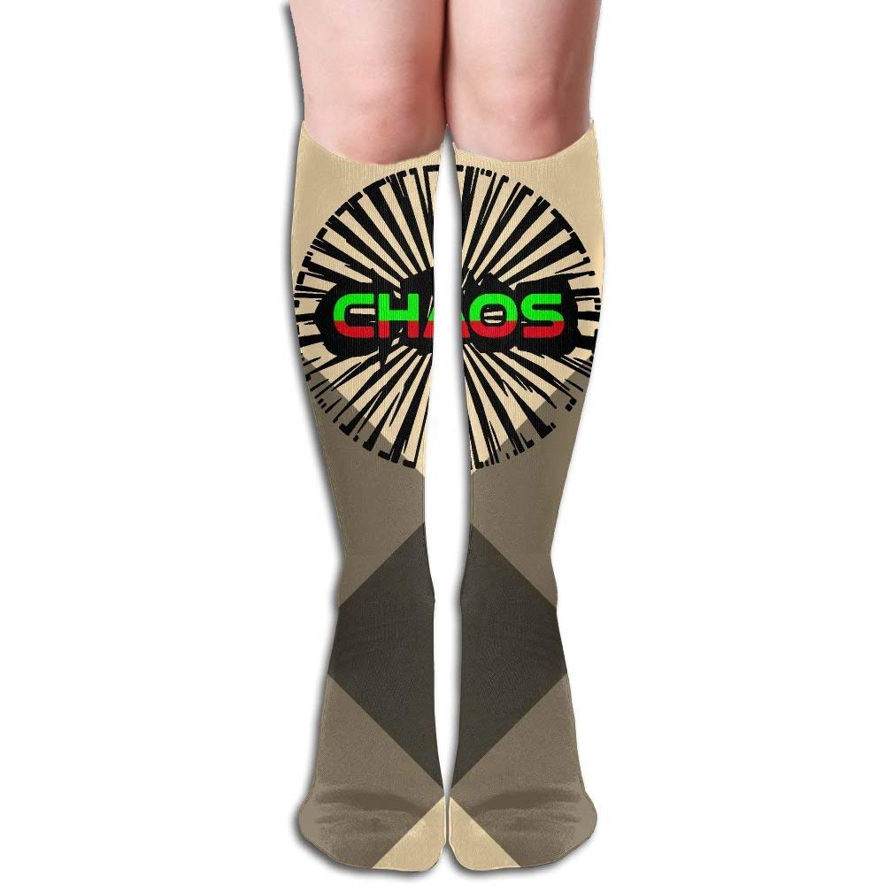 Rasta Color Guard 3D Printing Anti-odor Running Long Sock Athletic Socks