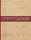 Constitutions of the World, Robert L. Maddex, 0872895564