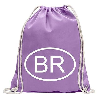 d328745bbf63 70%OFF KIWISTAR - Brazil BR Fun backpack sports bag fitness Gymbag ...