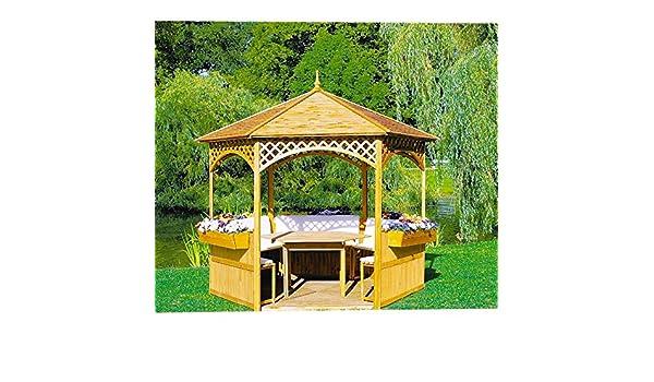 Pabellón Palma con techo de madera con o sin muebles, carpa de ...