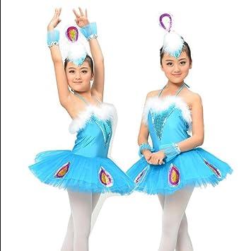 Vestido de Bailarina para niñas Traje de Bailarina concursos ...