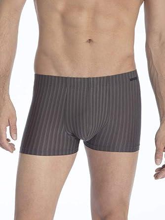 6510f6b3321c Calida - Boxer aderenti - Senza cuciture - Tinta unita - Uomo jeans Medium  = 46: Amazon.it: Abbigliamento