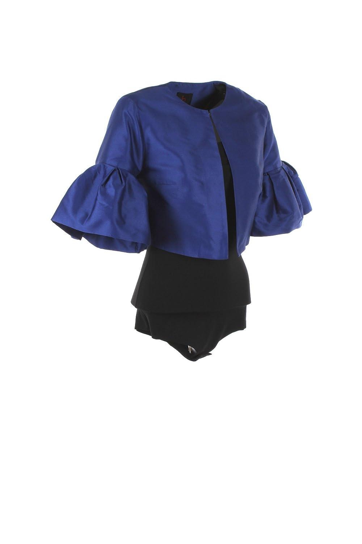 H COUTURE Giacca Donna 42 Blu H.j632.2110 Primavera Estate 2018