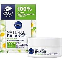 Nivea Natural Balance Rijke Dagverzorging voor Droge en Gevoelige Huid, met Biologische Kamille, Jojoba- en Amandelolie…