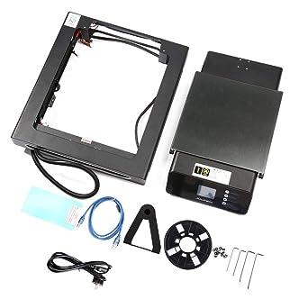 Impresora 3d, LCD Pantalla Táctil Upgrade Desktop DIY 3d Kit para ...