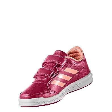 check out 06932 5553a adidas AltaSport CF K, Chaussures de Fitness Mixte Enfant, Multicolore  (RoseneBrisol