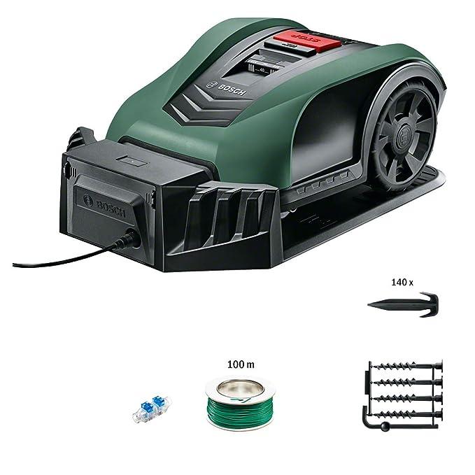 Bosch Robot cortacésped Indego S+ 350, función de aplicación ...