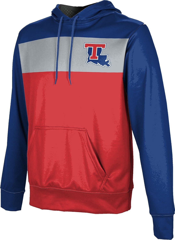 ProSphere Gonzaga University Mens Pullover Hoodie Ombre School Spirit Sweatshirt