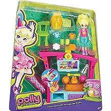 Boneca Polly Pocket Mattel Churrasco Divertido