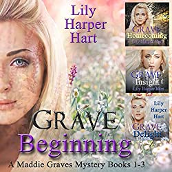 Grave Beginning: A Maddie Graves Mystery