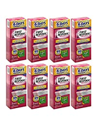 First Response Early Result Pregnancy Test, 3 Count (8 box) BOBEBE Online Baby Store From New York to Miami and Los Angeles