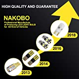 NAKOBO Cold White T10 LED Bulb Extremely Bright