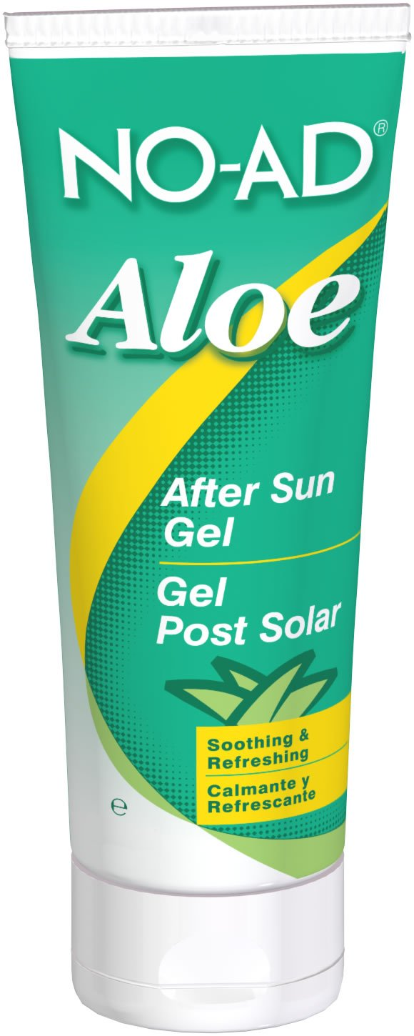 No-Ad Aloe After Sun Gel 475 ml No-Ad Aloe Sun Gel 475 Ml