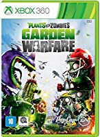Plants Vs Zombies Garden Warfare Br - 2014 - Xbox 360