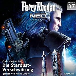 Die Stardust-Verschwörung (Perry Rhodan NEO 37) Hörbuch