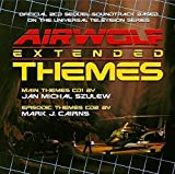 AIRWOLF Extended Themes 2CD: Special Limited Edition Soundtrack Music Score by Jan Michal Szulew (2014-06-05)