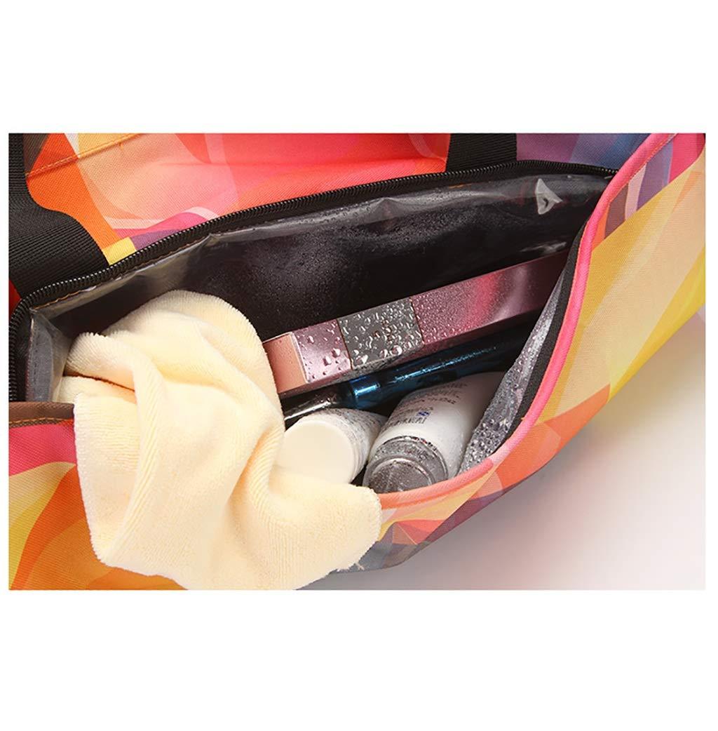 Reisetasche Zylinder Reisetasche Crossbody Crossbody Crossbody Umhängetasche Tote Größe  42 cm lang x 22 cm hoch x 22 cm breit Reisetasche mit Rollen (Farbe   B) B07K1BKRTT Ruckscke Räumungsverkauf 0d8a5d
